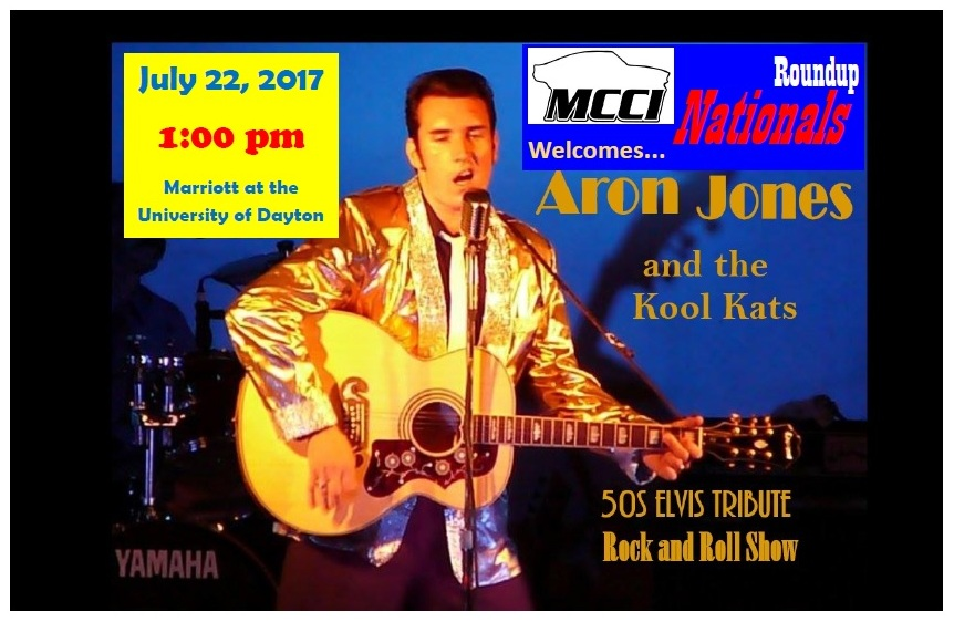 Aron Jones & the Kool Kats